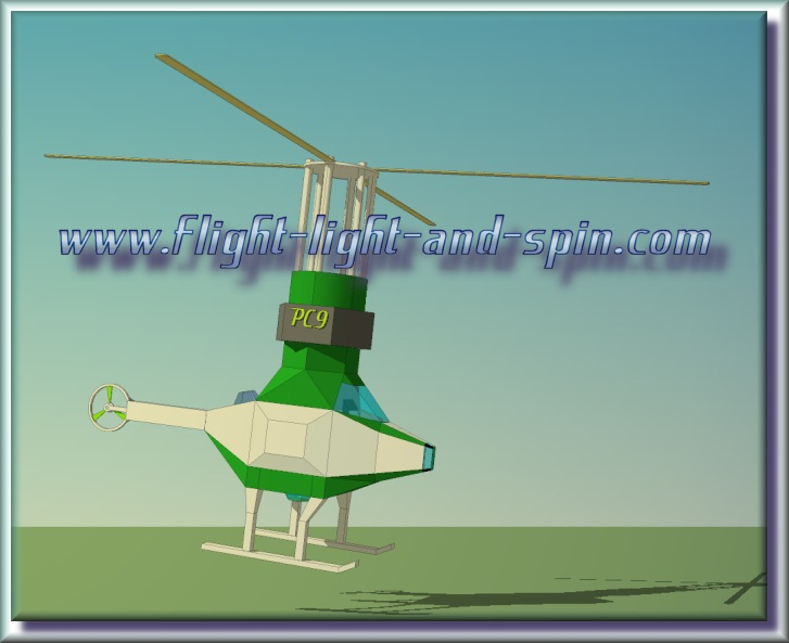 Principle of Flight Helicopter